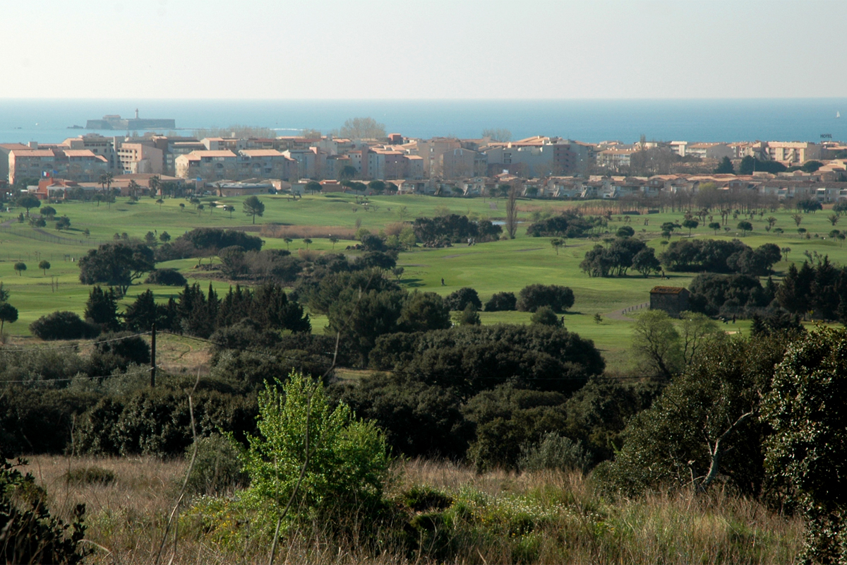 Le Golf d'Agde - © OT Agde